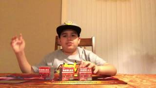 Roblox blind box opening!