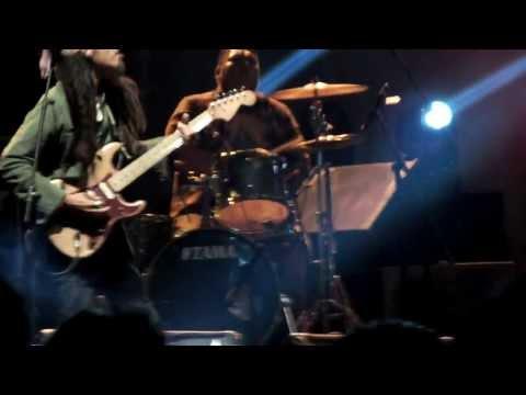 navicula semut hitam rock in solo 2013