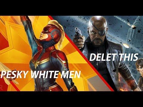 Captain Marvel VS Those Pesky White Male Trolls Mp3