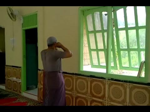 Adzan termerdu melengking suara asli Aceh