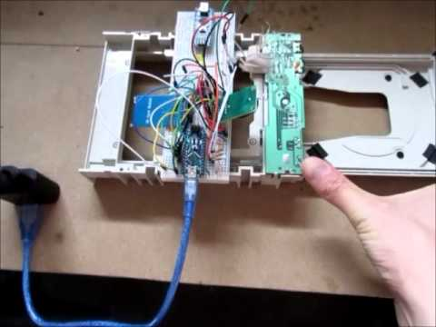 porte poulailler automatique avec arduino youtube. Black Bedroom Furniture Sets. Home Design Ideas