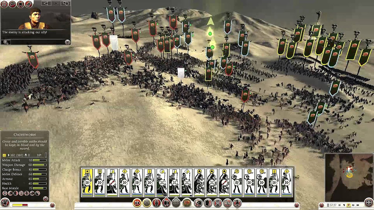 tw rome 2 system requirements - photo#33