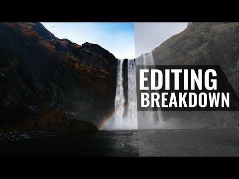 ICELAND Cinematic - Editing Breakdown