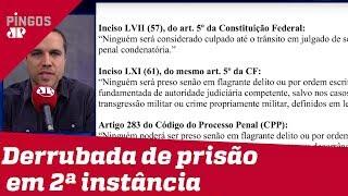 Felipe Moura Brasil analisa derrubada de prisão em 2ª instância