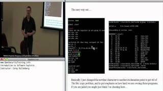 Day 1 Part 3: Exploits1: Introduction to Software Exploits
