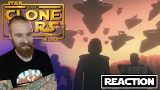 Star Wars: The Clone Wars Official Trailer Reaction