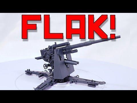 Flugabwehrkanone! 8.8cm FlaK