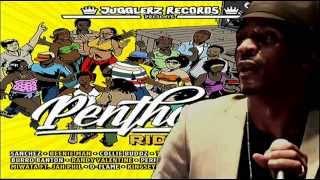 Sanchez - You Give Me Shelter - Penthouse Riddim - Jugglerz Records - April 2014