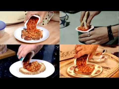 Baked Beans Snap Pots TV Advert from Heinz Beanz