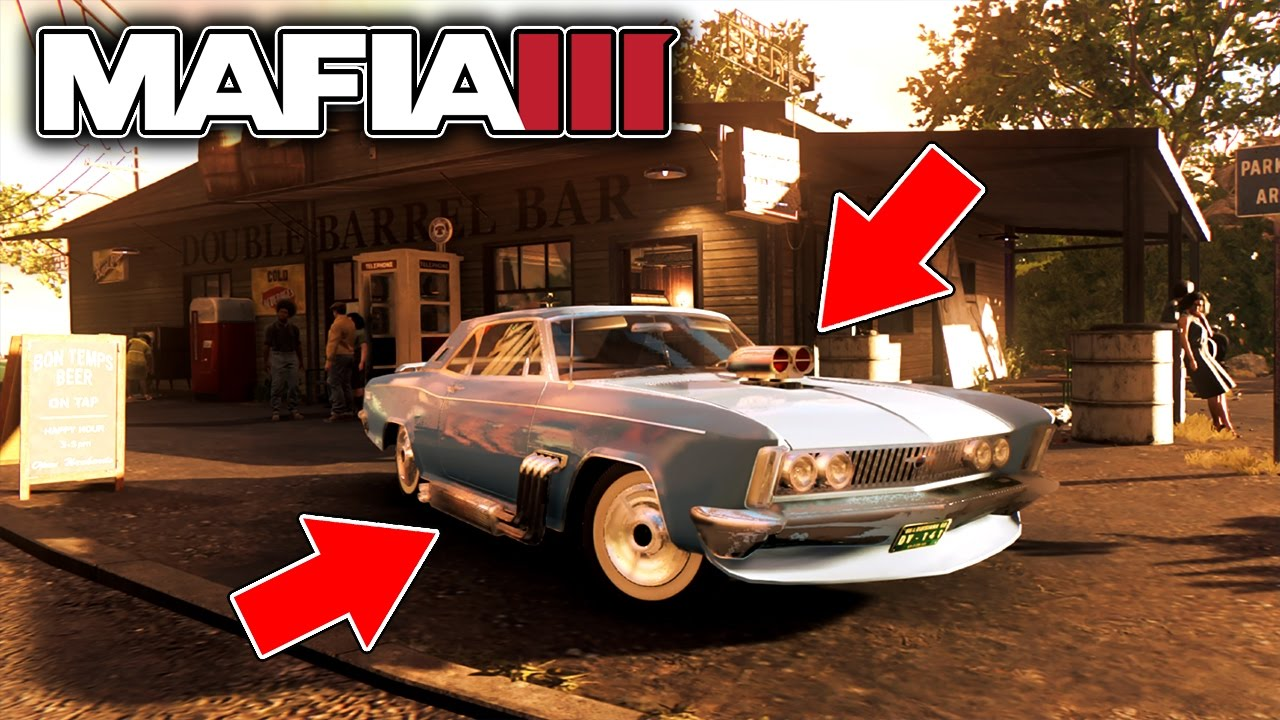 Mafia 3 Cars Is The Samson Opus The Best Sports Car Faster Than