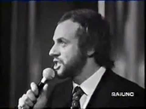Johnny Dorelli - E Penso A Te - Canzonissima 1971