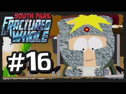 South Park The Fractured But Whole - PART 16 - Butters' Bank Loan