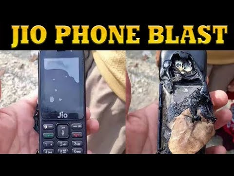 Reliance JioPhone Blast News | Jio Phone Blast