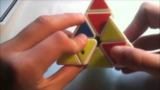 pyraminx layer by layer tutorial how to get sub 15 sub 10 sub 8 and sub 6 with the method