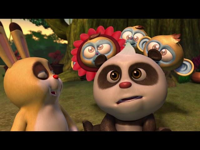 Krtek a panda epizoda 20 - Nejkrásnější květina