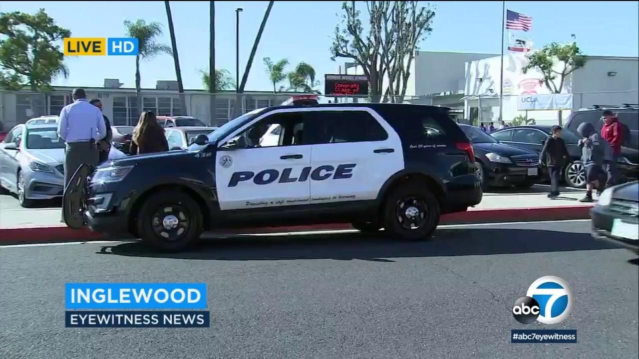 Social media threat against Inglewood schools deemed not credible   ABC7