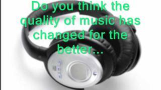 Today's music Vs 60's, 70's, 80's and 90's - Forum Channel