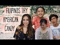 Filipinos Try American Candy (ft. My Pinsan) ♡