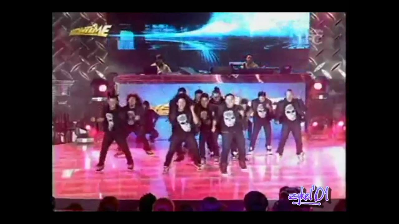 Download Infinity Dance Crew @ Showtime