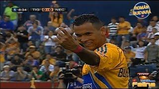 Los 8 Goles De Blas Pérez Con Tigres HD