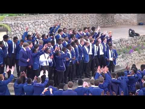 2017 - Peterhouse Boys - Leavers' War Cry