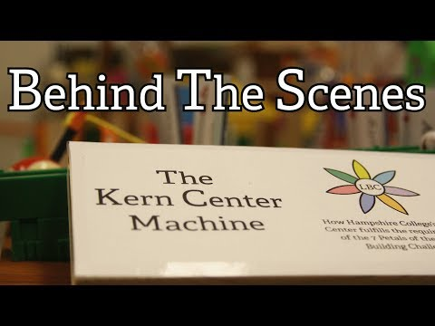 Behind the Scenes of the Kern Center Machine