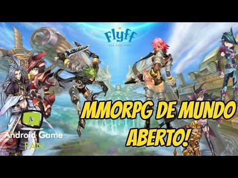 Flyff Legacy (KR) Android Gameplay – Conferindo o MMORPG de Mundo aberto
