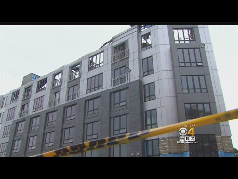 Search For Answers Begins In Dorchester Complex Fire