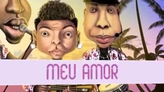 Dream Boyz- Não sei te esquecer (Lyric Video)