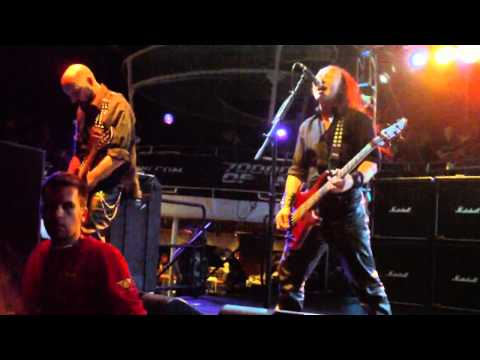 VENOM - Warhead - 70000 Tons Of Metal 2012 - Pool Deck