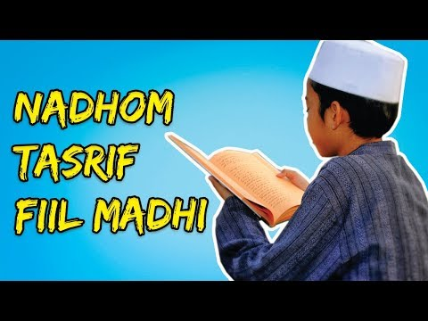 Nadhom Tasrif Fiil Madhi