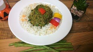 Yardlong Bean Mashed / Long Green Bean Vorta / বরবটি ভর্তা