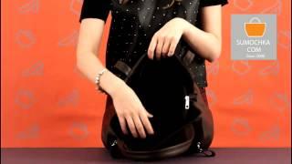 Классическая сумка Richet 2159-08 chamois brown
