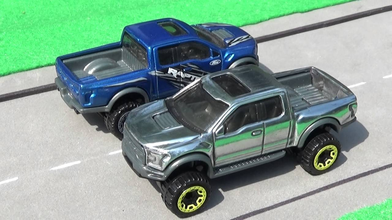 Hot wheels 17 ford f 150 raptor custom and original youtube voltagebd Gallery