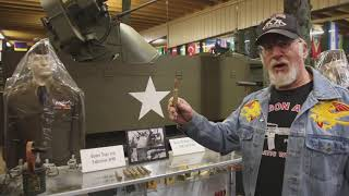 Museum Opening and Servicing Military Vehicles