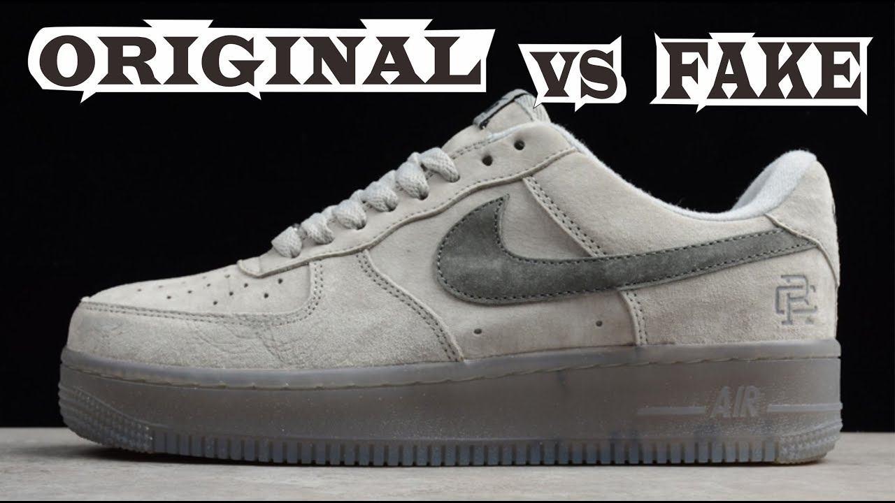 Nike Air Force 1 Low x Reigning Champ