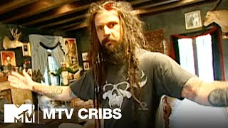 'Let Me Show You Some Freaks' Rob Zombie's 7,000 Sq. Ft. Home in L.A.   MTV Cribs