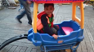 Photo/Video Blog: ISDAAN Floating Resto Fun Park in Gerona, Tarlac
