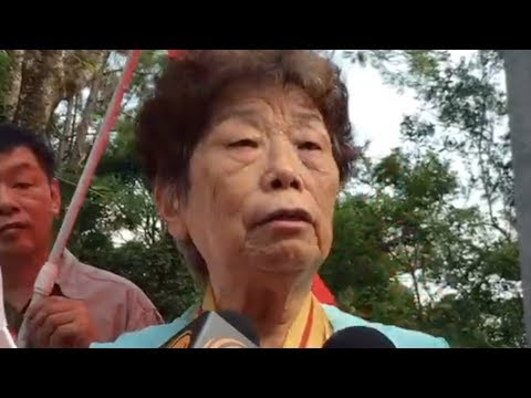 84-year-old Hong Kong Woman Says Mobsters Are Shameless, Ignorant