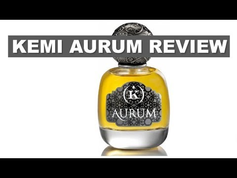 Kemi Aurum Unboxing And First Impressions With Redolessence + GIVEAWAY (CLOSED)