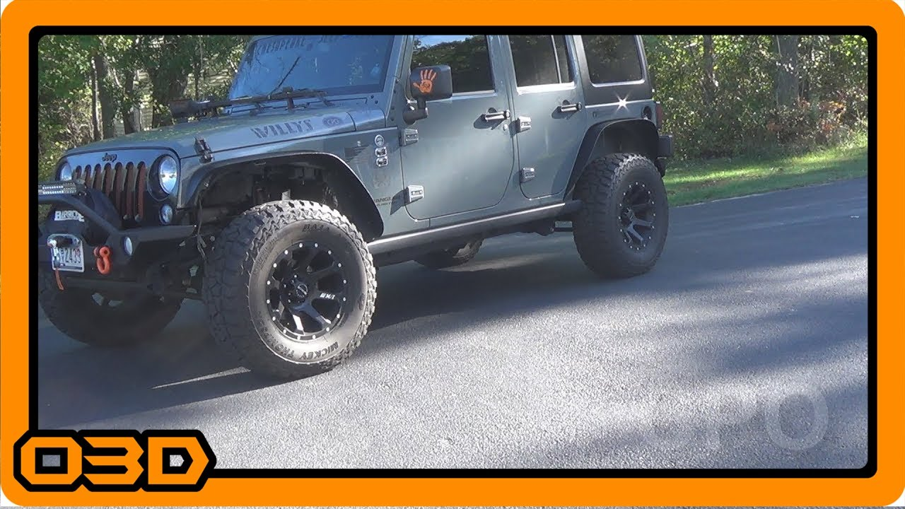 Jeep Wrangler Smittybilt Xrc Fender