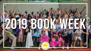 Book Week at AISHK 2019!