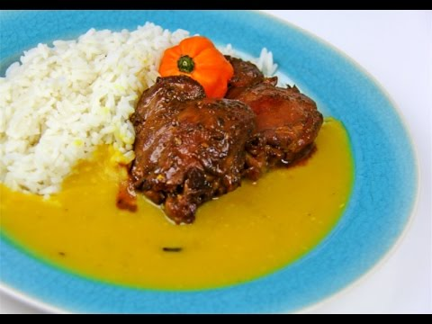 Traditional Split Peas Dhal Recipe - Tasty Tuesday's | CaribbeanPot.com