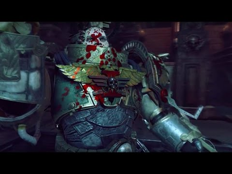 Warhammer 40K: Inquisitor - Martyr Official Blood And Gore Trailer