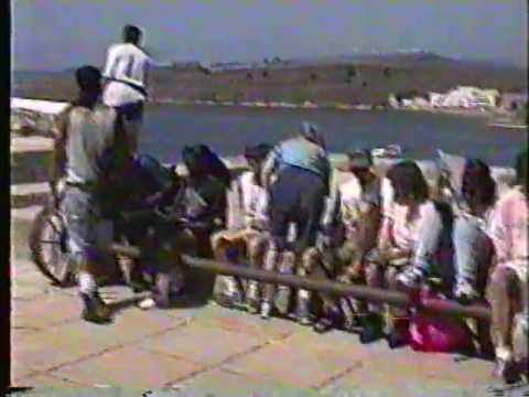 Izmir American High School Anthropology class trip to Bodrum May 1993
