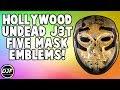 Call of Duty WW2: Hollywood Undead Johnny 3 Tears Emblem Tutorial! | J3T FIVE Masks!