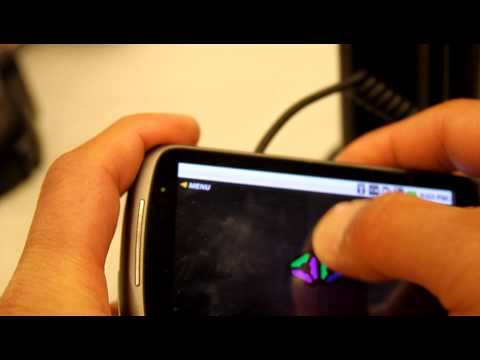 Adobe Air Demo On Android/Nexus One!