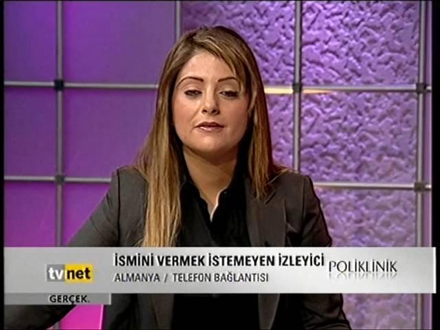 Prof. Dr. Hasan Taşçı - Safra Kesesi - TVNET - Poliklinik - 08.04.2009