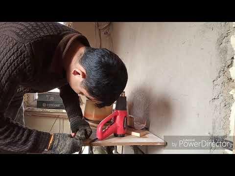 Лук из Полипропиленовой трубы Polypropylene pipe bow