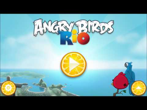 Angry Birds Rio - Angry Birds Music